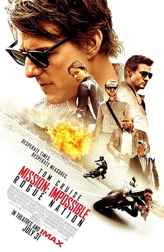 Mission Impossible Rogue Nation 2015 1080p BluRay x265-RARBG