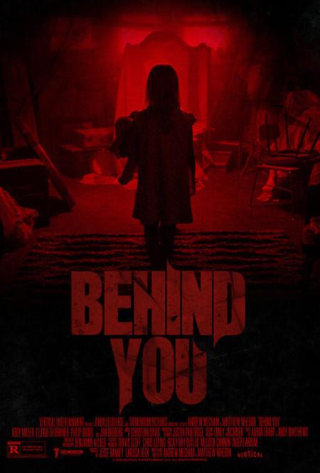 Behind You 2020 HDRip XviD AC3-EVO