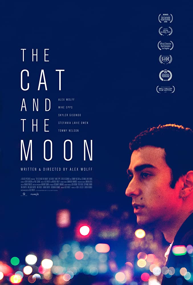 The Cat And The Moon 2019 1080p BluRay H264 AAC-RARBG