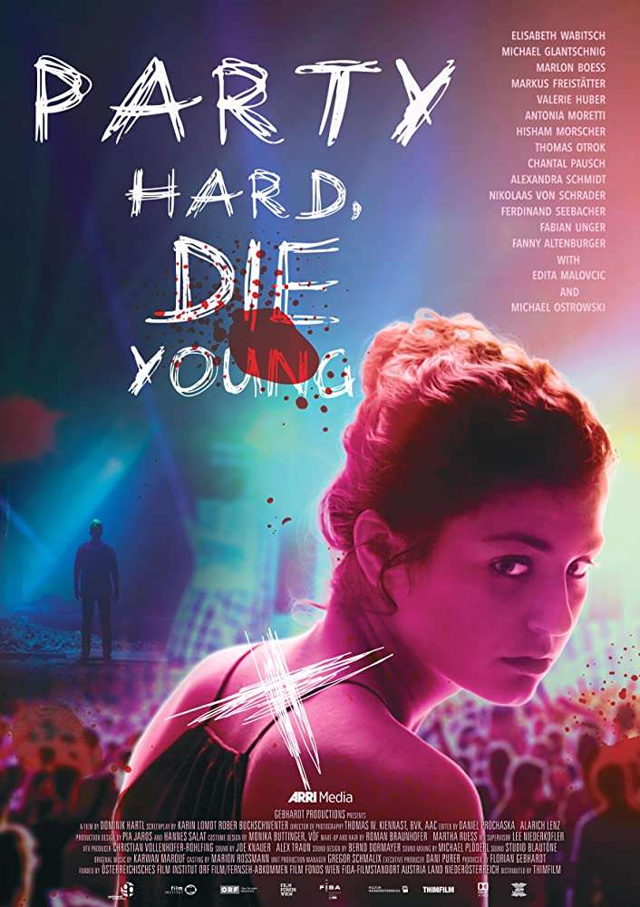 Party Hard Die Young 2019 DUBBED 1080p HDRip X264 AC3-EVO
