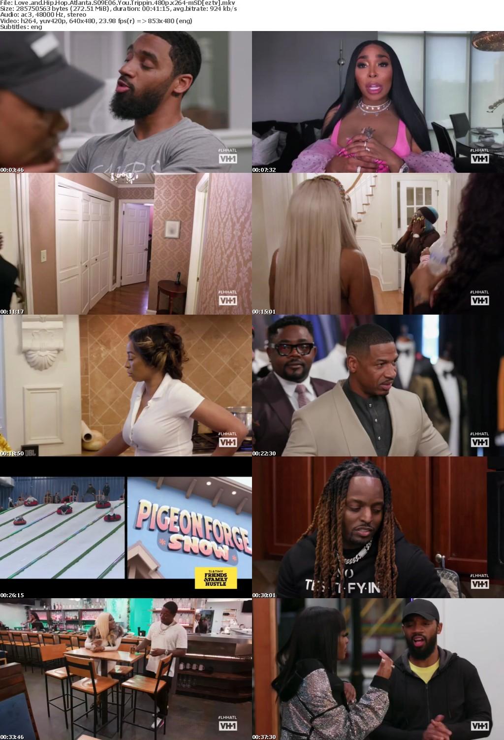 Love and Hip Hop Atlanta S09E06 You Trippin 480p x264-mSD
