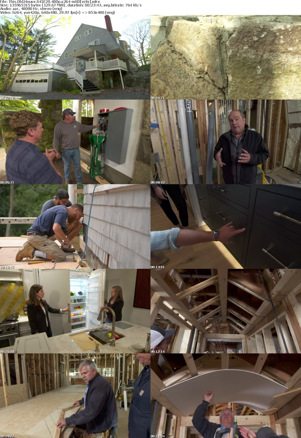 This Old House S41E20 480p x264-mSD