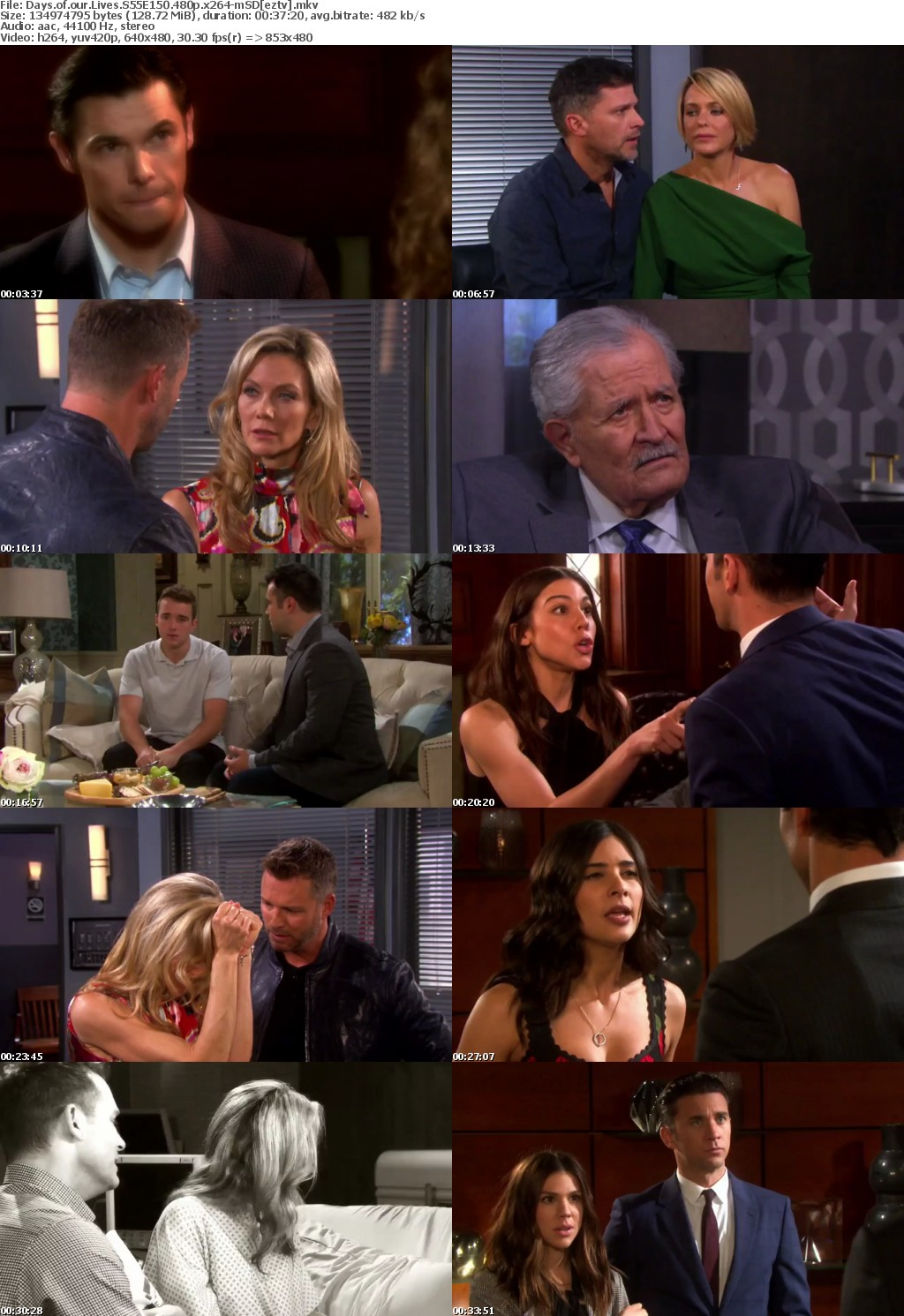 Days of our Lives S55E150 480p x264-mSD