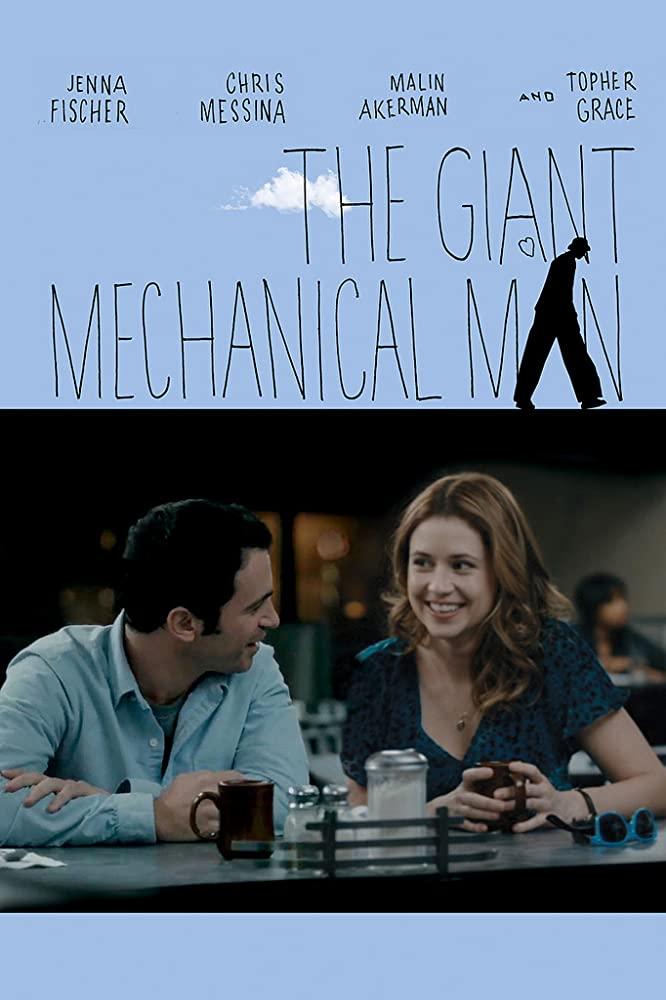 The Giant Mechanical Man (2012) [1080p] [BluRay] [YTS MX]