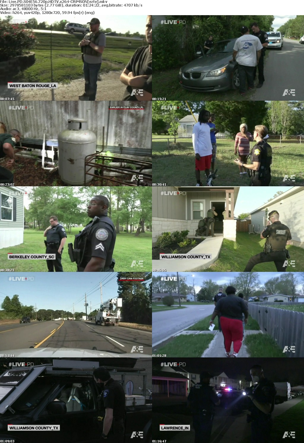 Live PD S04E56 720p HDTV x264-CRiMSON
