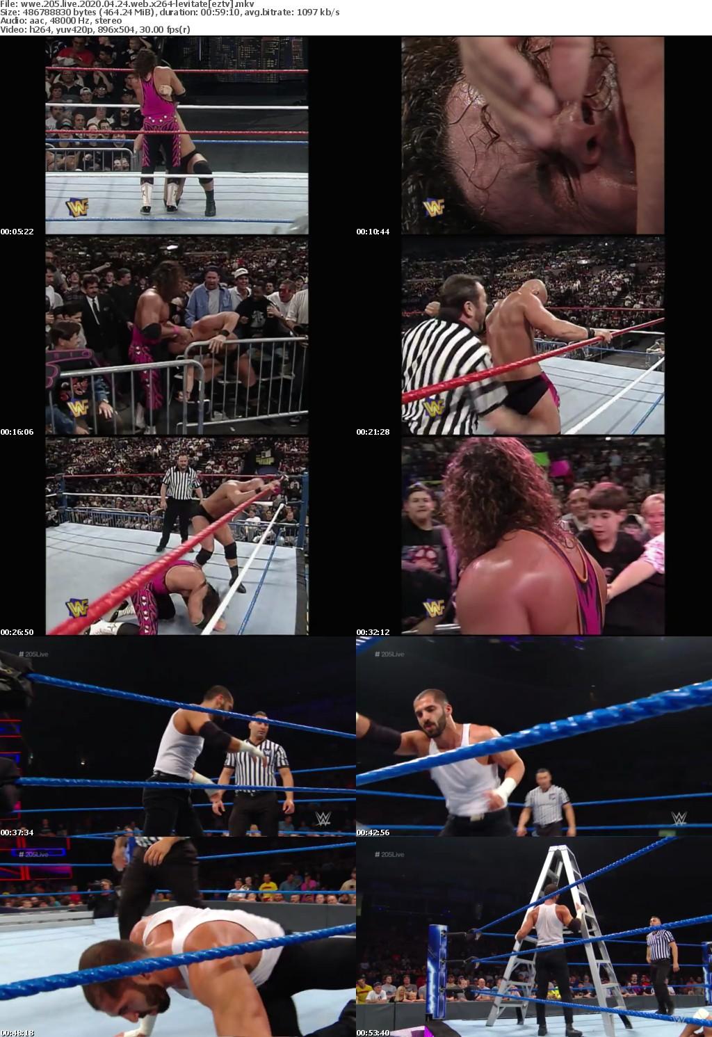 WWE 205 Live 2020 04 24 WEB x264-LEViTATE