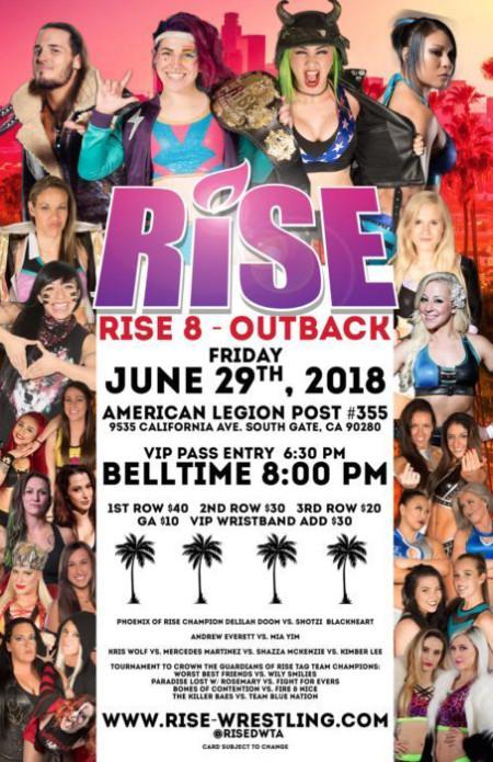 RISE Wrestling 2019 05 17 Luminous 480p x264-mSD