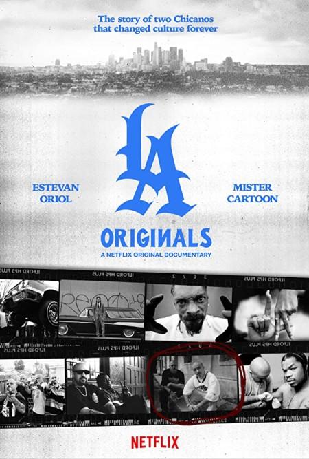 LA Originals 2020 1080p NF WEBRip DDP5 1 x264-NOGRP
