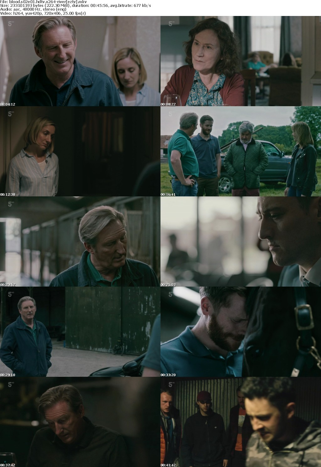 Blood S02E01 HDTV x264-RiVER