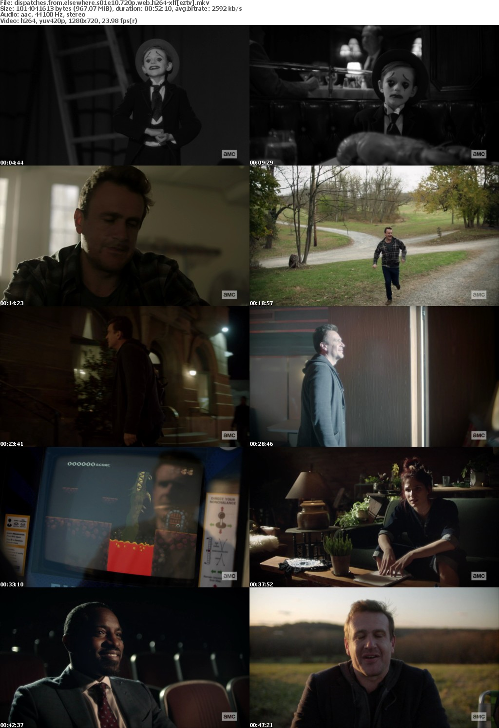 Dispatches From Elsewhere S01E10 720p WEB H264-XLF