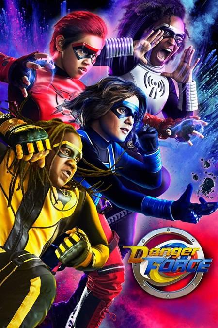 Danger Force S01E05 HDTV x264-W4F