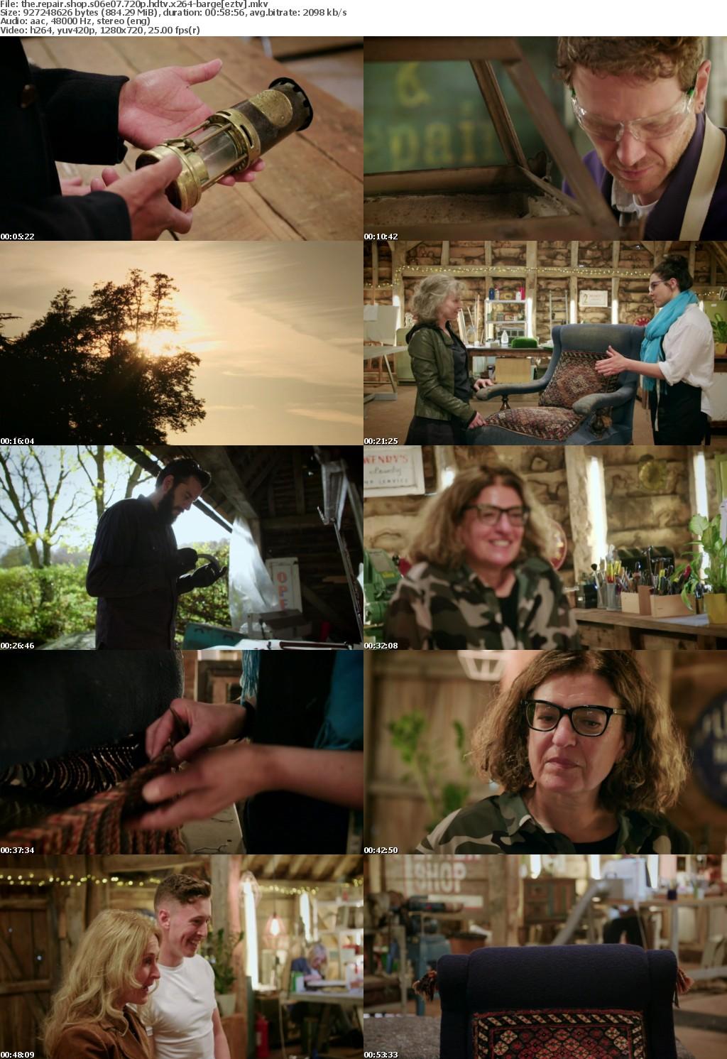 The Repair Shop S06E07 720p HDTV x264-BARGE