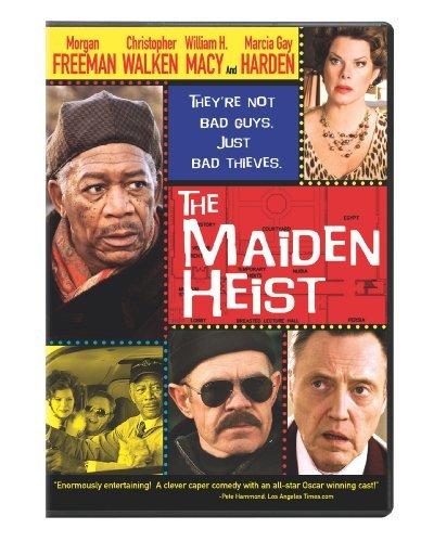 The Maiden Heist (2009) [720p] [BluRay] [YTS MX]