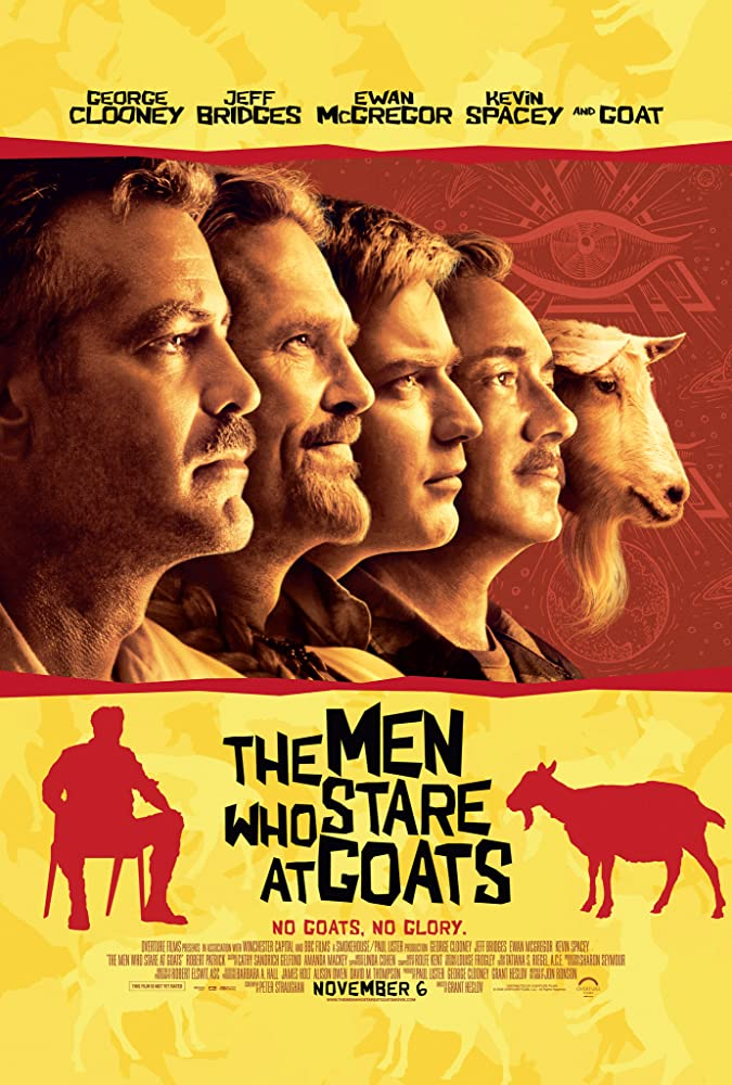 The Men Who Stare at Goats (2009) [1080p] [BluRay] [YTS MX]