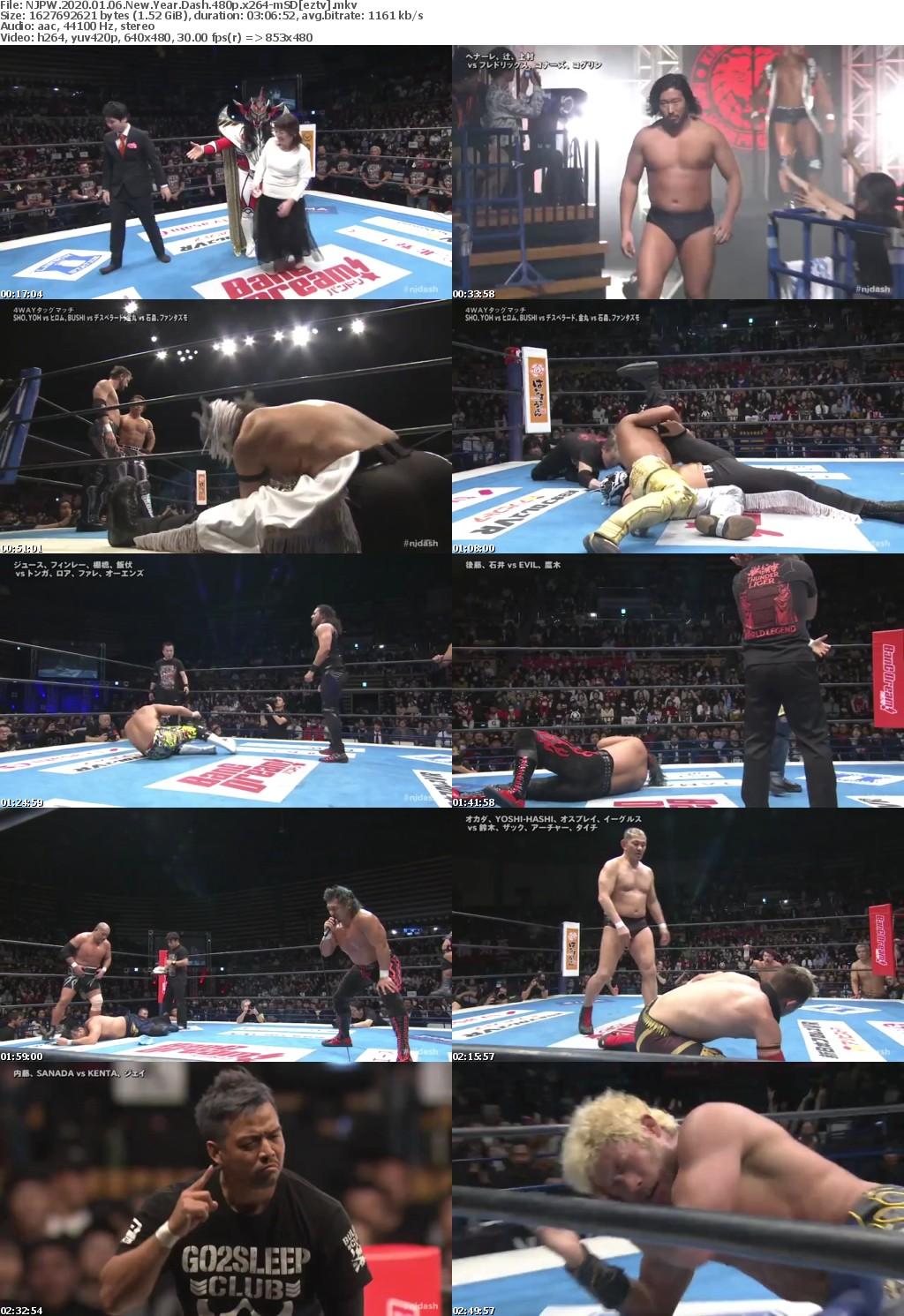 NJPW 2020 01 06 New Year Dash 480p x264-mSD