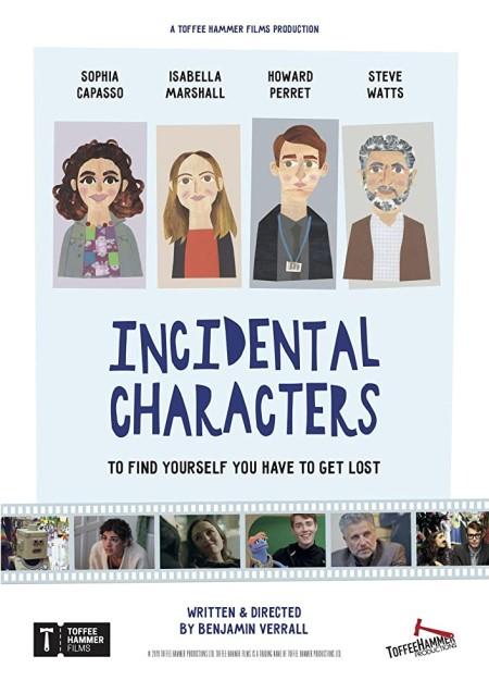 Incidental Characters 2020 HDRip XviD AC3-EVO