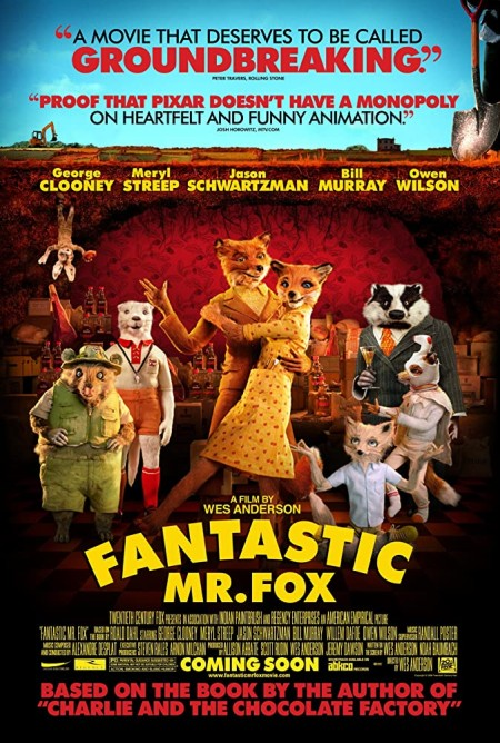 Fantastic Mr Fox (2009) (1080p BDRip x265 10bit EAC3 5 1 - r0b0t) TAoE mkv