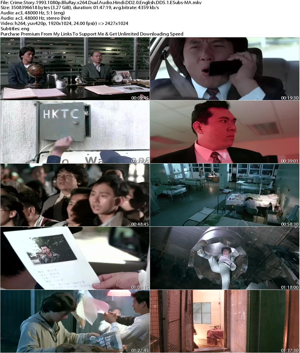 Crime Story (1993) 1080p BluRay x264 Dual Audio Hindi DD2.0 English DD5.1 ESubs-MA