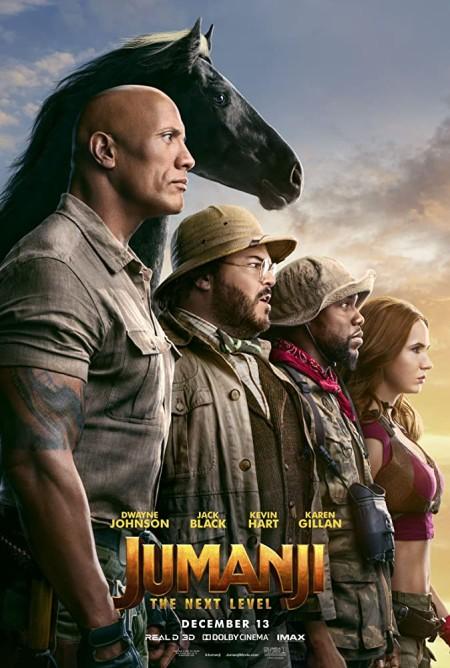 Jumanji The Next Level 2019 1080p BluRay 10bit HEVC Hindi English x265 DD 5 1 MSubs - LOKiHD - Telly