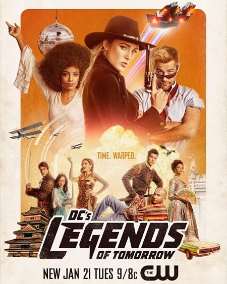 DCs Legends of Tomorrow S05E12 480p x264-mSD