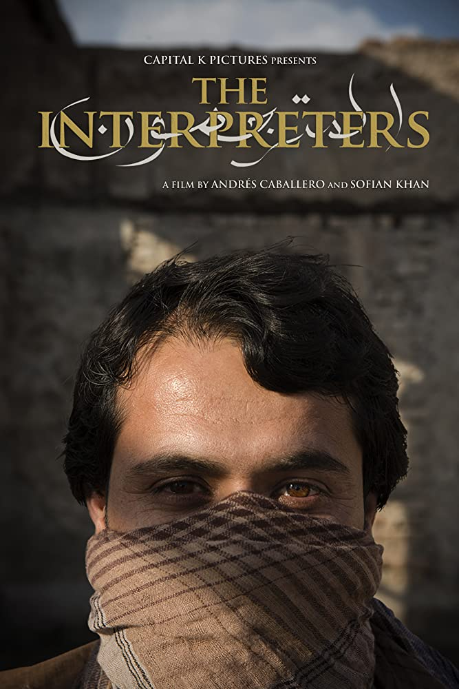 Interpreters 2020 720p WEBRip X264 AAC 2 0-EVO