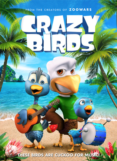Crazy Birds 2019 1080p WEB-DL H264 AC3-EVO