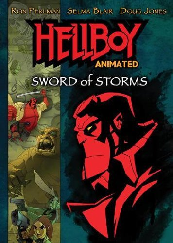 Hellboy Animated Sword of Storms 2006 1080p BluRay x265-RARBG