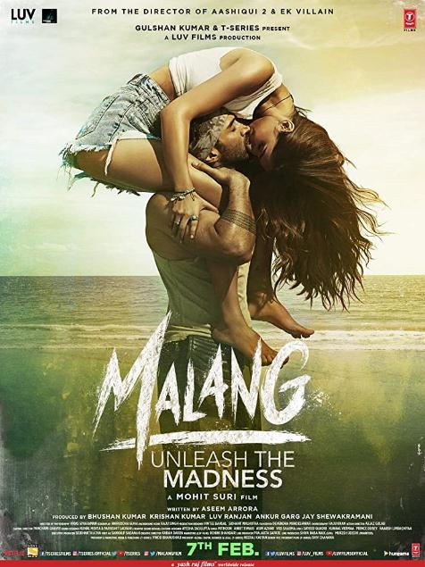 Malang (2020) Hindi 720p HDRip x264 MSubs-DLW