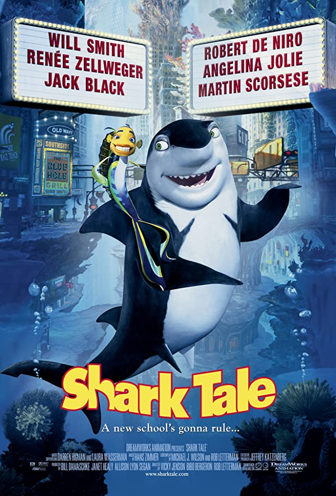 Shark Tale (2004) [720p] [BluRay] [YTS MX]