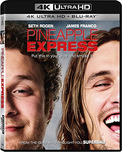Pineapple Express (2008) UNRATED 720p BluRay x264 Dual Audio English Hindi- ...