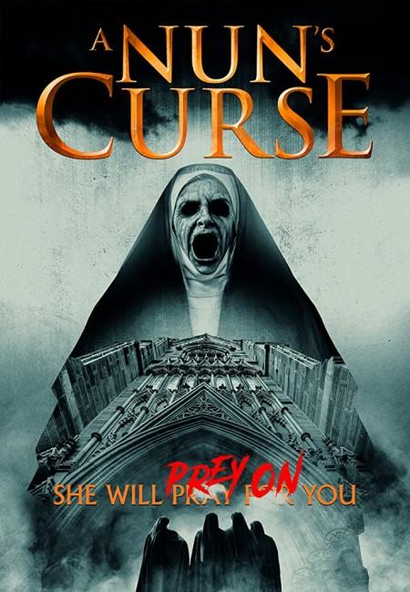 A Nuns Curse (2020) HDRip XviD AC3  EVO