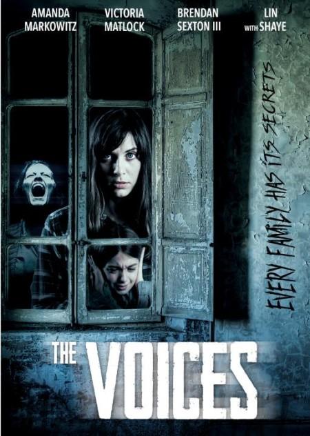 The Voices (2020) HDRip XviD AC3-EVO