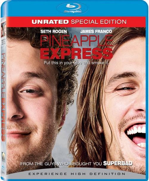 Pineapple Express (2008) UNRATED 720p BluRay x264 Dual Audio English Hindi-DLW