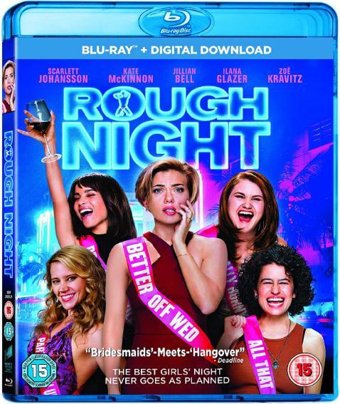 Rough Night (2017) 720p BluRay x264 Dual Audio English Hindi ESubs-DLW