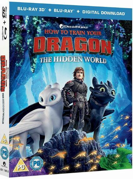 How To Train Your Dragon The Hidden World (2019) 3D HSBS 1080p BluRay x264-YTS