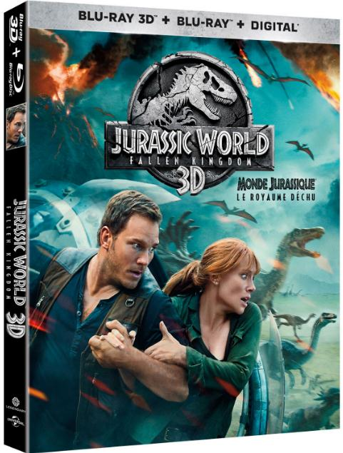 Jurassic World Fallen Kingdom (2018) 3D HSBS 1080p BluRay x264-YTS