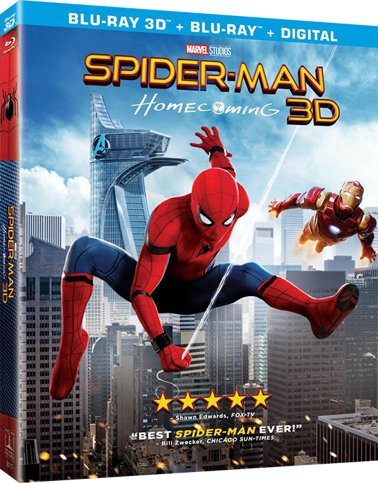Spider-Man Homecoming (2017) 3D HSBS 1080p BluRay x264-YTS
