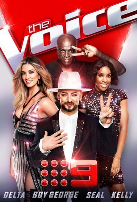 The Voice AU S09E01 Blind Auditions 1 720p HDTV x264-CCT