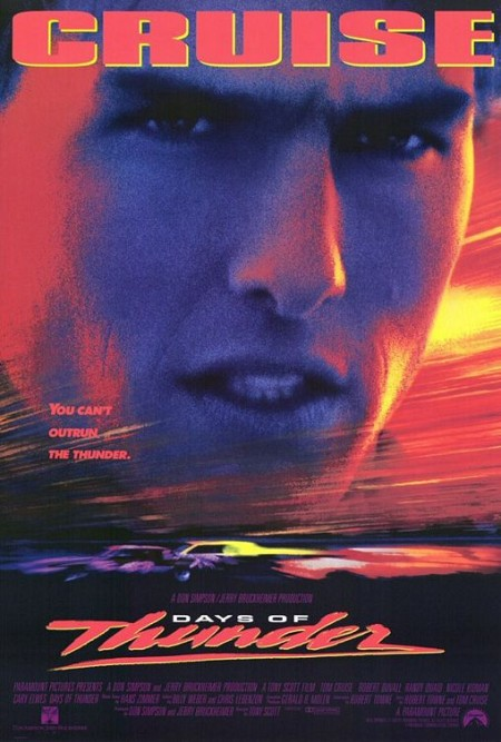 Days Of Thunder (1990) 720p (Multi Audio) BluRay HEVC H265.10-BIT BONE