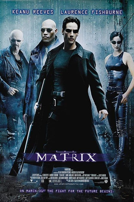 The Matrix 1999 REMASTERED BRRip XviD B4ND1T69