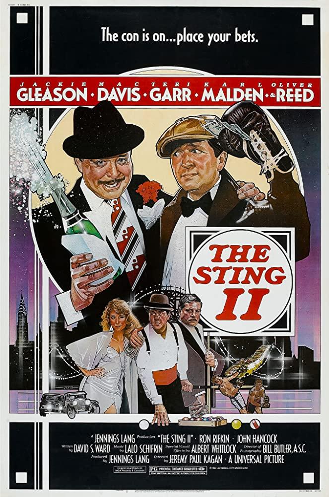 The Sting II 1983 BRRip XviD MP3-XVID