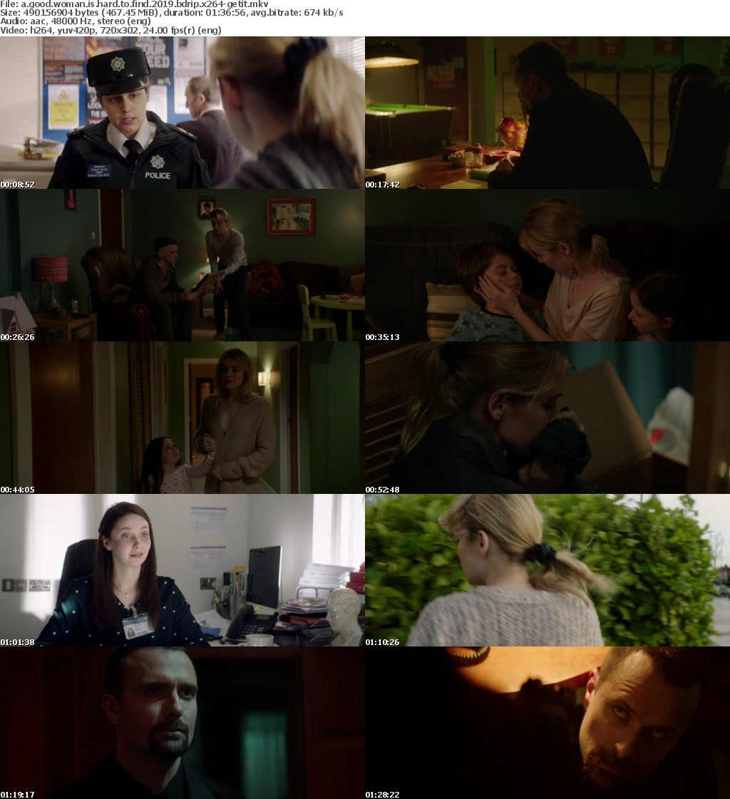 A Good Woman Is Hard to Find (2019) BDRip x264-GETiT