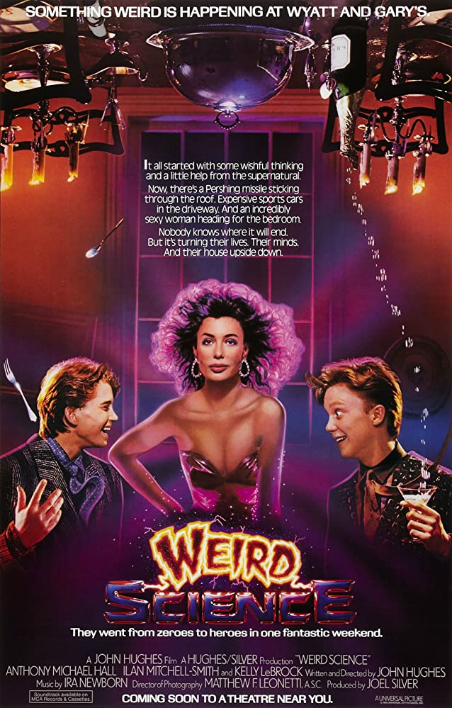 Weird Science (1985) [720p] [BluRay] [YTS MX]