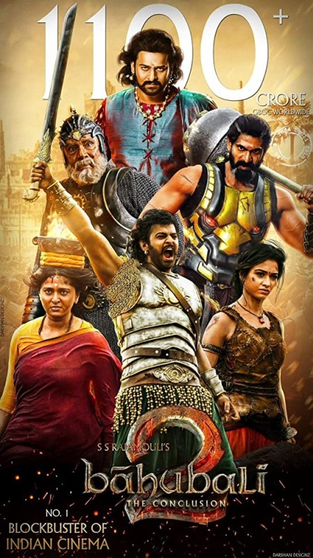 Baahubali 2 2017 Hindi 720p BluRay x264 AAC 5 1 ESubs - LOKiHD - Telly