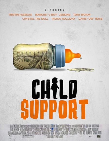 Child Support 2019 720p AMZN WEBRip 800MB x264-GalaxyRG