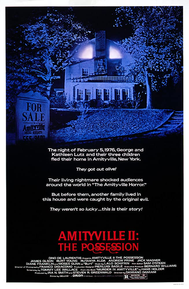 Amityville II The Possession (1982) [720p] [BluRay] [YTS MX]