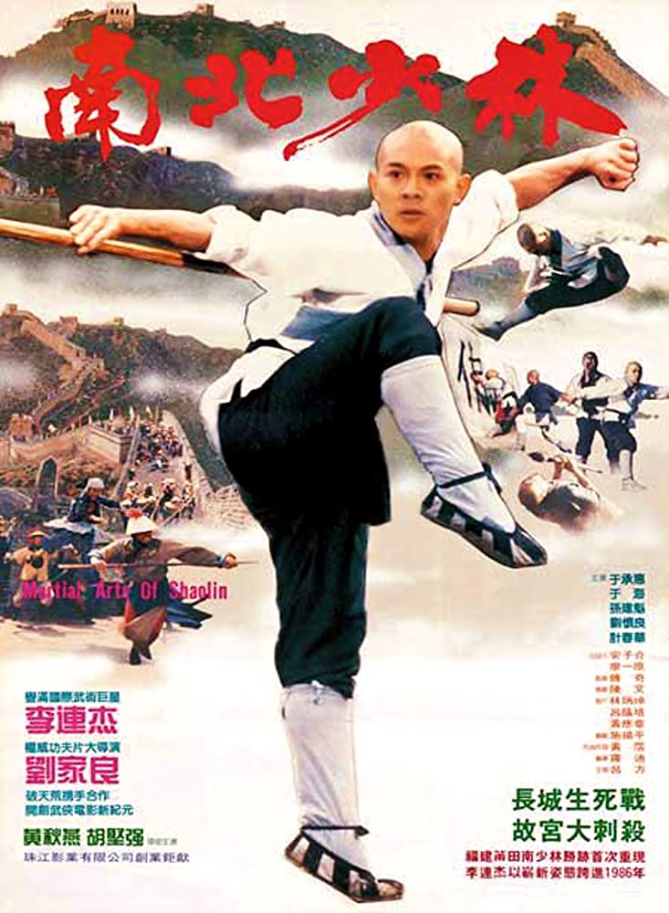 Martial Arts of Shaolin 1986 CHINESE 720p BluRay H264 AAC-VXT