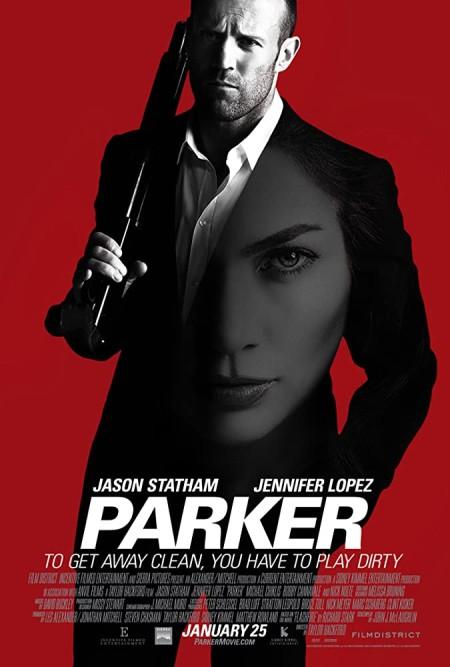 Parker (2013)Mp-4 X264 Dvd-Rip 480p AACDSD