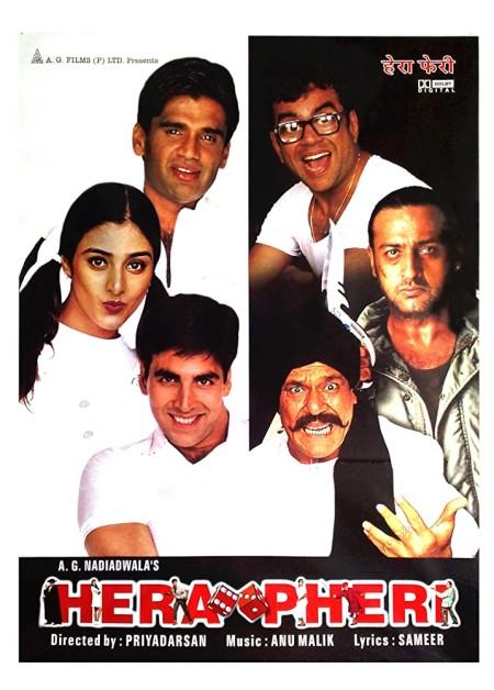 Hera Pheri 2000 Hindi 1080p AMZN WEBRip x264 AC3 ESubs - LOKiHD - Telly