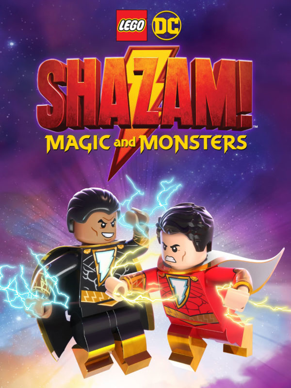 Lego DC Shazam Magic And Monsters 2020 1080p BluRay 1400MB DD5 1 x264-GalaxyRG